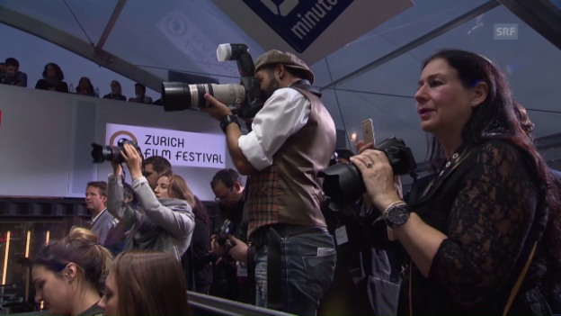 Video «Filmfestival Zürich 2016 - Das Spezial» abspielen