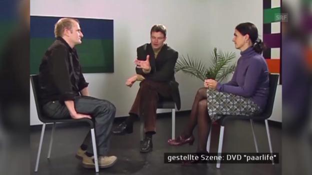 Video «Miteinander reden in der Paartherapie» abspielen