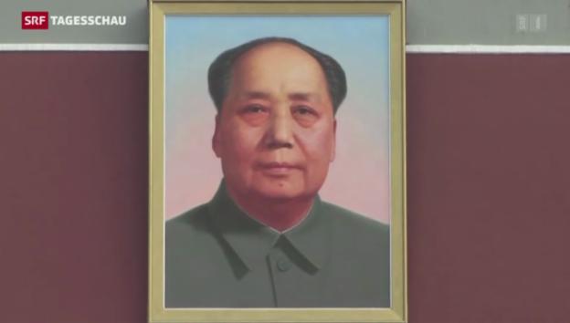 Video «China gedenkt Mao Tsetung» abspielen
