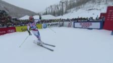 Video «Ski: Die Podestplätze Küngs in der Saison 2013/14» abspielen