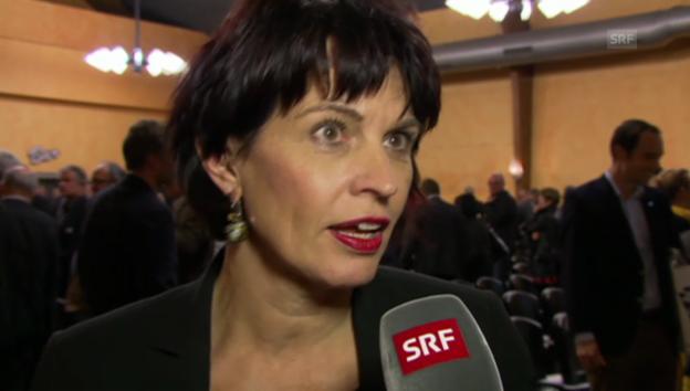 Video «Bundesrätin Leuthard zur AKW-Strategie» abspielen