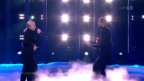 Video «Frankreich: Madame Monsieur – «Mercy»» abspielen