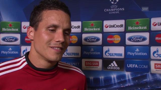 Interview mit Philipp Degen