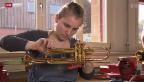 Video «Traditionsreiches Handwerk im Aufwind» abspielen