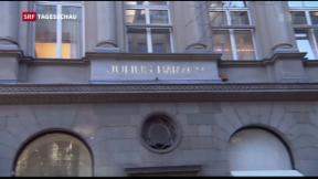 Video «Besserer Gewinn bei Julius Bär» abspielen