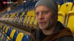 Video «Eishockey: Jan von Arx, treue Seele beim HCD» abspielen