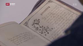 Video «Ein Tagebuch als roter Faden» abspielen