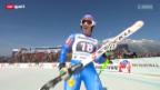 Video «Ski: Frauen-Abfahrt in Garmisch» abspielen