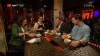 Video «Eve Angst präsentiert ihr koreanisches Menu» abspielen