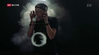 Video «FOKUS: Dampfen statt Rauchen?» abspielen