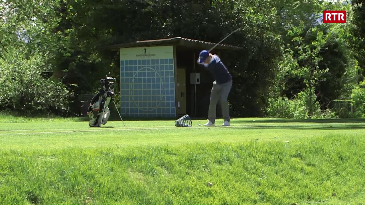 Frederic Cathomas - il proxim star da golf?