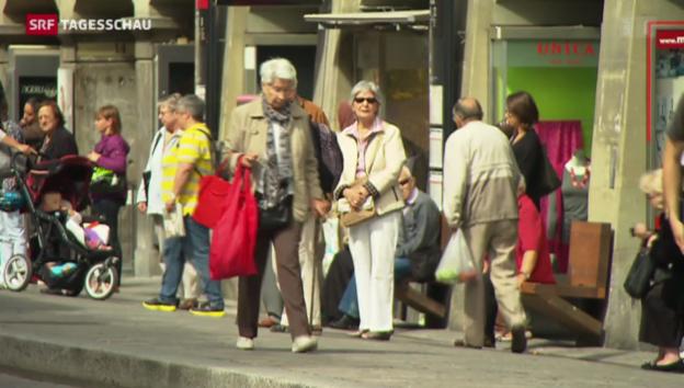 Video «Alterswohnungen dringend gesucht» abspielen