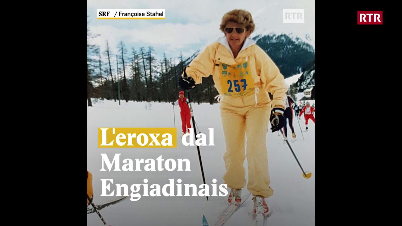 L'eroxa dal Maraton engiadinais (ESM)