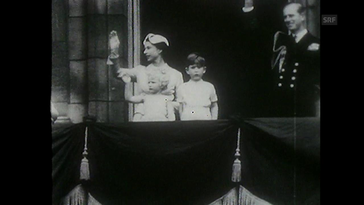Jahresrückblick 1954 (Tagesschau vom 30.12.1954)