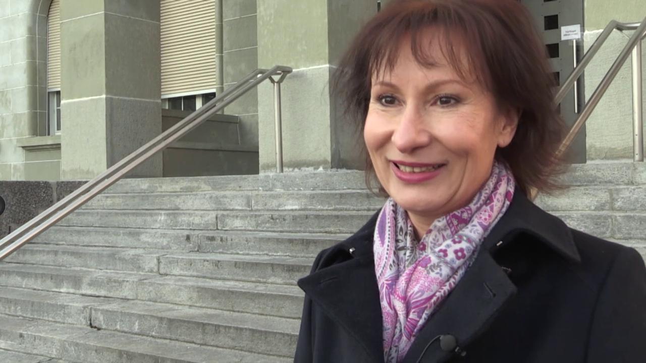 «Mint»: Leader Insights mit Suzanne Thoma, BKW