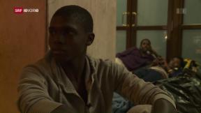 Video «Sackgasse Como – oder der Frust der Flüchtlinge » abspielen