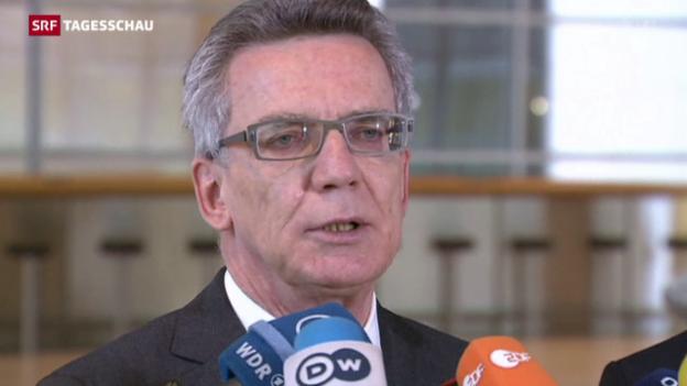 Video «Übergriffe in Köln haben politische Konsequenzen» abspielen