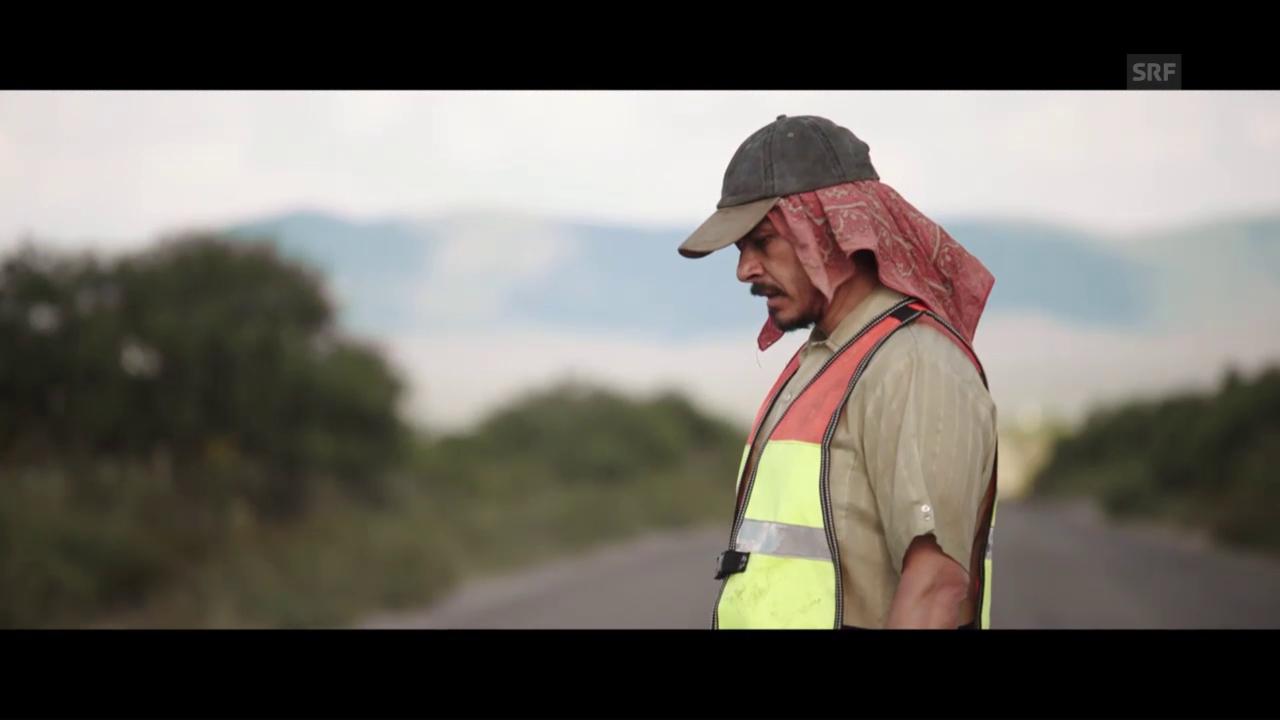 «La delgada línea amarilla» (Trailer)