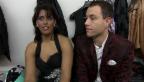 Video «Liebesmusik: Der erste Auftritt von Sarah-Jane und Dani Sparn» abspielen