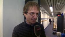 Video «Eishockey: Spengler Cup, Interview Arno del Curto» abspielen
