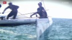 Video «Alinghi siegt beim Extreme Sailing weiter» abspielen