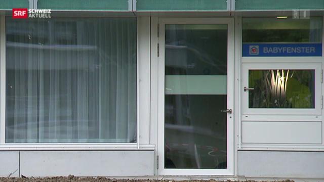Babyfenster in Olten
