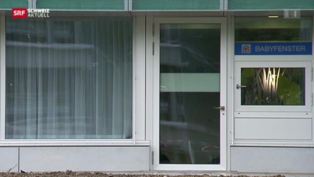 Video «Babyfenster in Olten» abspielen