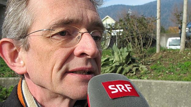 Der Windpark-Gegner Daniel Flury im Gespräch (13.11.2013)