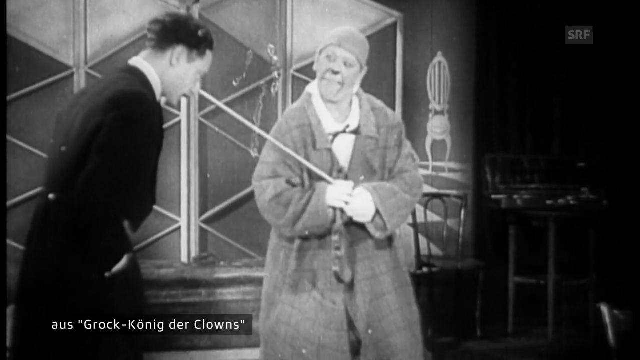 Grock – König der Clowns