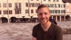Video «Zu Besuch bei Silvan Widmer in Udine» abspielen