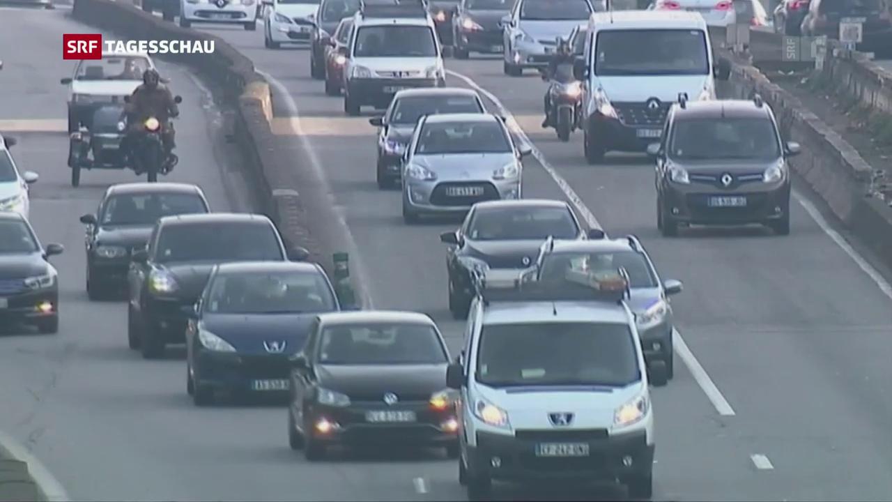 Der Dieselskandal trifft nun auch Frankreich