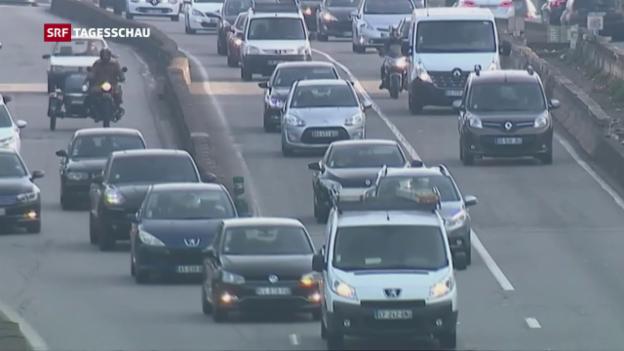 Video «Der Dieselskandal trifft nun auch Frankreich» abspielen