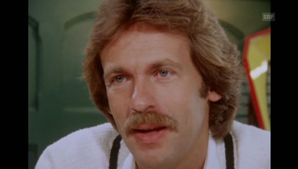 Portät über Pepe Lienhard und seine Band aus der Sendung «Karussell» von 1979