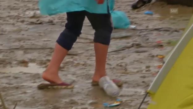 Video «Europas Schande: Das Lager von Idomeni» abspielen