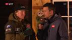 Video «Ski: Interview mit Adelboden-Sieger Ligety (Teil 1, «sportaktuell»)» abspielen