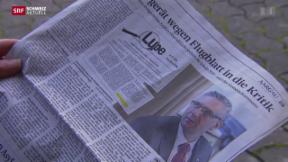 Video «Flugblätter gegen Asylbewerber» abspielen