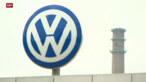 Video «Es wird eng für VW» abspielen