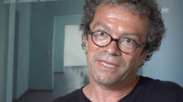 Video «Sandro Lunin zur persönlichen Sprache» abspielen
