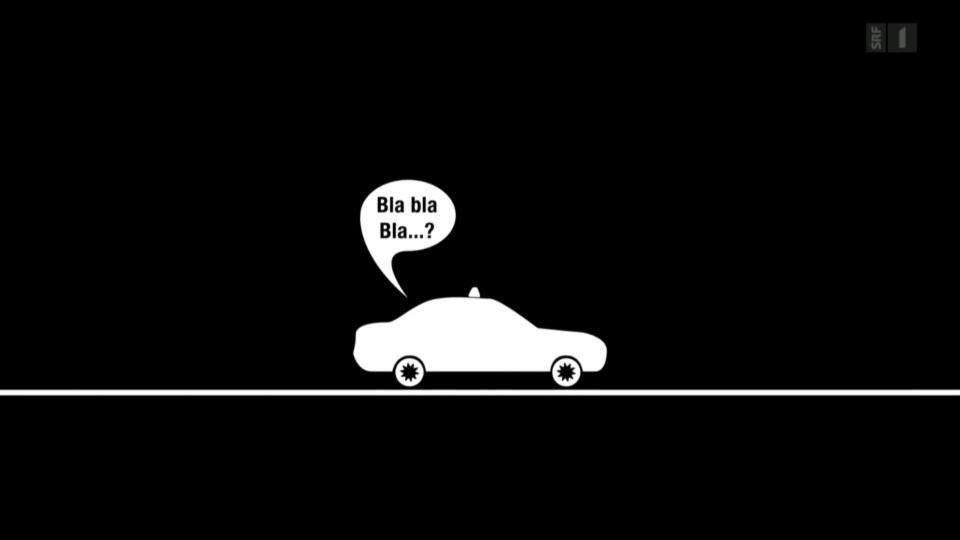 Psychotherapie im Taxi