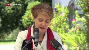 Video «Asylgesuche in der Schweiz haben zugenommen» abspielen