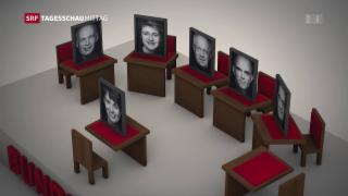 Video «Cassis wird Aussenminister» abspielen