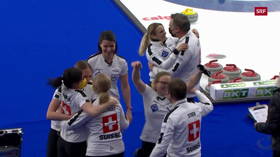 La decisiun al campiunadi mundial da curling