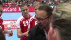 Video «Schweizer Handballerinnen verpassen historische Chance» abspielen