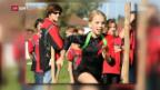 Video «Leichtathletik: Talentschmiede Altbüron» abspielen