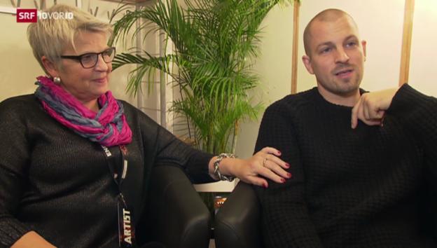 Video «Stress und seine Mutter Siiri» abspielen