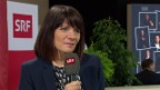 Video «Interview mit Nathalie Bourquenoud, HR Chefin Mobiliarversicherungen, am Swiss Economic Forum 2018» abspielen
