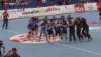 Video «Handball: Cupfinal Frauen in Olten» abspielen
