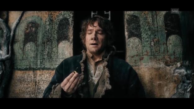 Video «Filmkritik: «The Hobbit: The Battle of the Five Armies»» abspielen