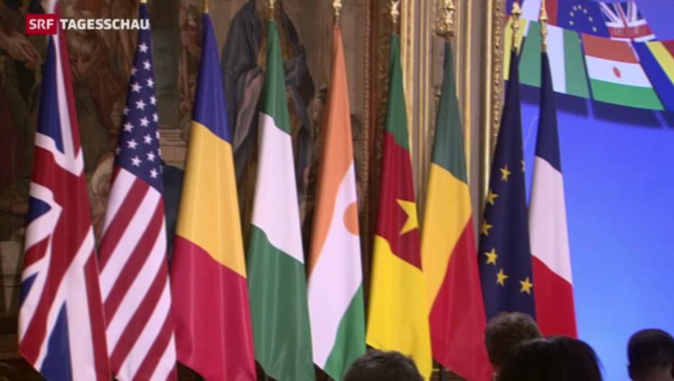 Gefahr Boko Haram: Krisengipfel in Paris