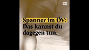Video «Spanner im ÖV - 5 Tipps» abspielen